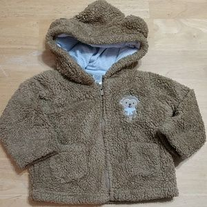 2T soft jacket by just one you made by Carter's